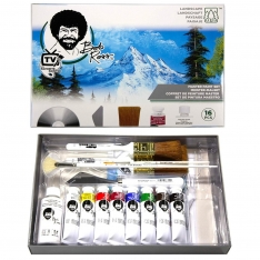 Laurence Mathews Bob Ross Master Set
