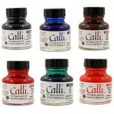 Laurence Mathews Daler Rowney Calli Inks 29.5ml Bottles