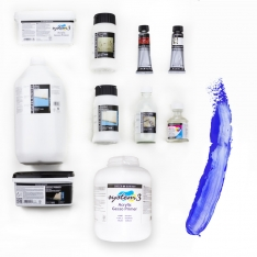 Laurence Mathews System 3 Acrylic Mediums Varnishes Texture mediums and more