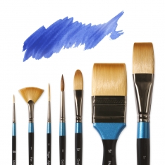 Laurence Mathews Daler Aquafine Brushes
