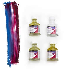 Laurence Mathews Georgian Oil Paint Mediums Varnishes and Solvents -