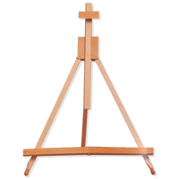 Laurence Mathews A frame table top easel