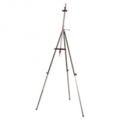 Laurence Mathews Floor standing metal easel Colour may vary from red- green- silver-black. This depends on