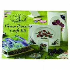 Laurence Mathews Craft kits Flower Pressing- Pyography- Paper Making- Gel Candle- Russian Doll Creative Marbling,  Creative Candle, Mosaic, Egyptian Painting, Soy Wax, Button Bag, Knitting Craft,