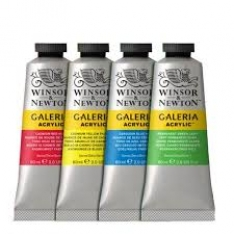 Laurence Mathews Winsor Newton Galeria 60ml Tubes